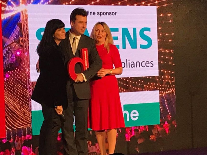 Spathroom wins at Designer Kitchen & Bathroom Awards thumbnail